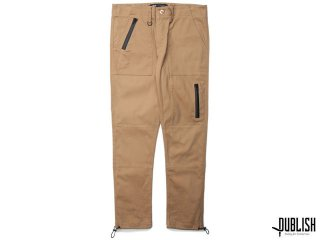 【2016 SPRING COLLECTION】PUBLISH BRAND LONDEN WATER REPELLENT TWILL PANTS KHAKI