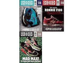 【メール便対応】SNEAKER FREAKER VOL.28<BR>スニーカー フリーカー 28号