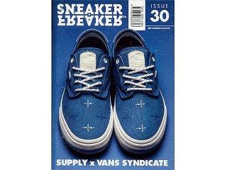 【メール便対応】SNEAKER FREAKER VOL.30<BR>スニーカー フリーカー 30号