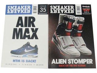 【メール便対応】SNEAKER FREAKER ISSUE 35<BR>スニーカー フリーカー 35号