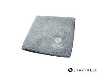 STAY FRESH SNEAKER CLEANER MICROFIBER TOWEL<BR>ステイフレッシュ スニーカークリーナー マイクロファイバータオル
