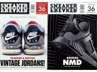 【メール便対応】SNEAKER FREAKER ISSUE 36<BR>スニーカー フリーカー 36号