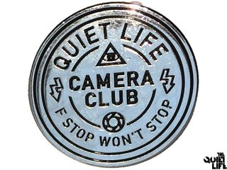 【2016 FALL COLLECTION】THE QUIET LIFE WONT STOP LAPEL PIN<BR>クワイエットライフ ウォントストップ ラペールピン