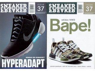 【メール便対応】SNEAKER FREAKER ISSUE 37<BR>スニーカー フリーカー 37号