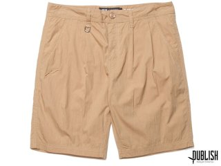 【2017 SUMMER COLLECTION】PUBLISH BRAND ZAND SHORTS KHAKI