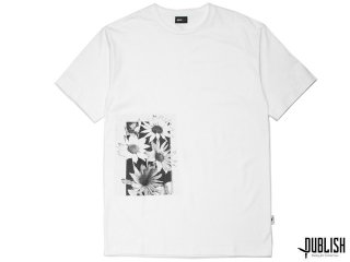 【2017 SUMMER COLLECTION】PUBLISH BRAND DAISY PAGE S/S TEE  WHITE