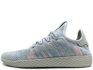 ADIDAS x PHARREL WILLIAMS PW TENNIS HU NOBLE INK/SEMI FROZEN YELLOW/CORE BLACK
