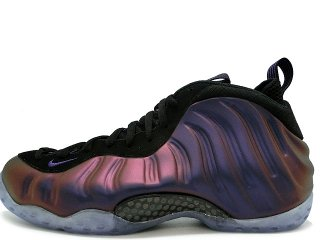 NIKE AIR FOAMPOSITE ONE EGGPLANT 2017<BR>ナイキ エア フォームポジット ワン エッグプラント
