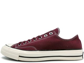 CONVERSE CHUCK TAYLOR ALL STAR '70 OX DARK SANGRIA<BR>コンバース チャックテイラー ダークサングリア