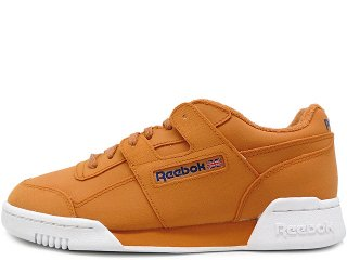REEBOK x PACKER SHOES  WORKOUT LO PLUS  REVERSE GUM<BR>リーボック X パッカーシューズ ワークアウト ロウ リバースガム