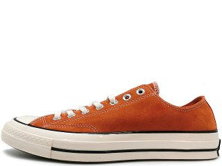CONVERSE CHUCK TAYLOR ALL STAR '70 OX ORANGE SUEDE<BR>コンバース チャックテイラー オレンジスエード