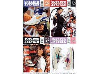 【メール便対応】SNEAKER FREAKER ISSUE 39<BR>スニーカー フリーカー 39号