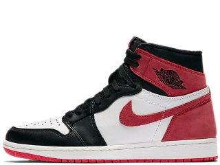 NIKE AIR JORDAN 1 RETRO HIGH OG BEST HAND IN THE GAME COLLECTION  TRACK RED