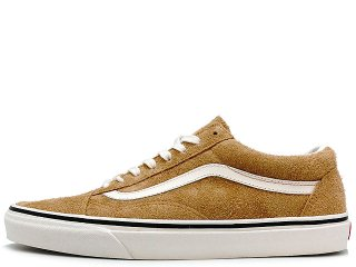 VANS OLD SKOOL FUZZY SUEDE MEDAL BRONZE<BR>バンズ オールドスクール ファジースエード メダルブロンズ