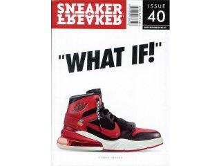 【メール便対応】SNEAKER FREAKER ISSUE 40<BR>スニーカー フリーカー 40号
