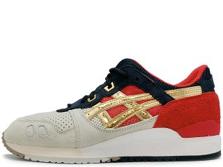 【サンプル】ASICS x CONCEPTS GEL LYTE III 25TH ANNIVERSARY BOSTON TEA PARTY<BR>アシックス コンセプツ ゲルライト3