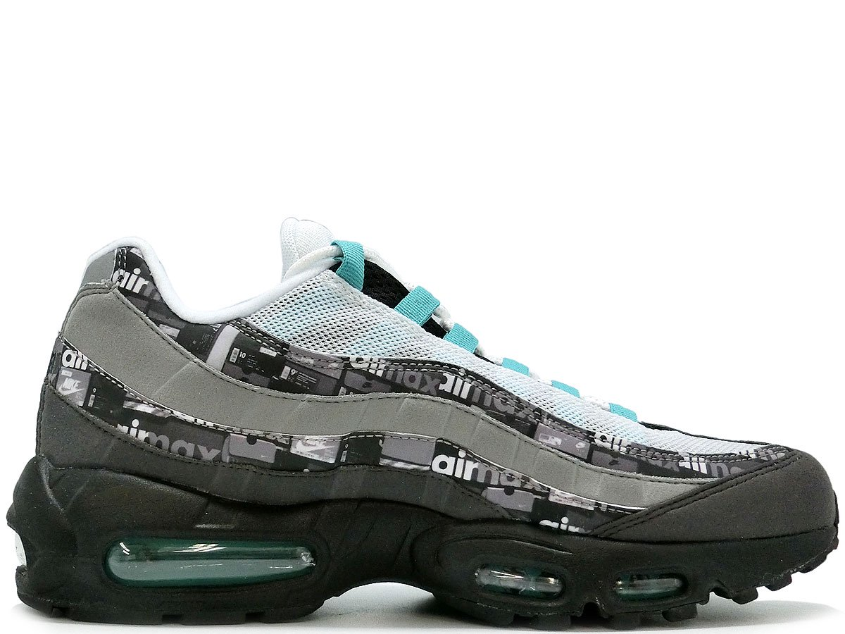 on sale 6ff47 42c0d NIKE x ATMOS AIR MAX 95 PRNT WE LOVE NIKE CLEAR JADE ナイキ アトモス エアマックス95 クリア ジェイド AQ0925-001. 37,800円(税込)