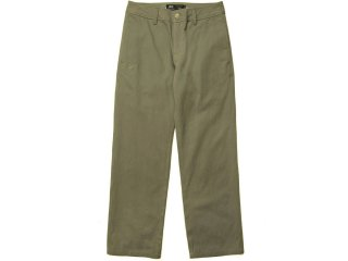 【2018 FALL/WINTER COLLECTION】PUBLISH BRAND FALCON COTTON TWILL RELAX PANTS OLIVE<BR>パブリッシュブランド ファルコン