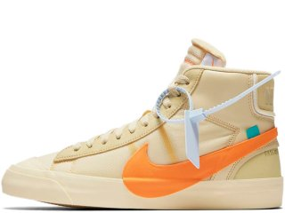 NIKE x OFF-WHITE BLAZER MID SPOOKY PACK ALL HALLOWS EVE<BR>ナイキ オフホワイト ブレザーミッド スプーキーパック ハロウィン
