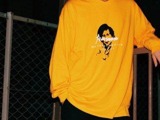 NAVIETOKYO  L/S TEE GOLD