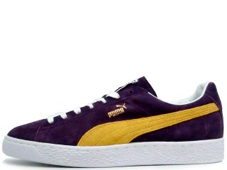 PUMA SUEDE CLASSIC COLLECTORS HELIOTROPE<BR>プーマ スエード クラシック ヘリオトロープ