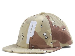 【2018 HOLIDAY COLLECTION】PUBLISH BRAND HOMER CAP DESERT CAMO MADE IN USA<BR>パブリッシュブランド ホ-マー アメリカ製