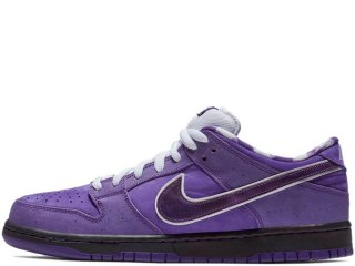 NIKE SB x CONCEPTS DUNK LOW PRO OG PURPLE LOBSTER<BR>ナイキ コンセプツ ダンク ロー スケートボード パープルロブスター