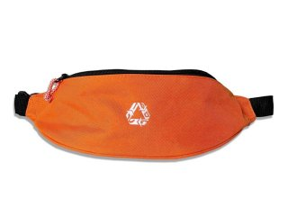CHAIN REACTION CAPSULE COLLECTION FANNY PACK ORANGE