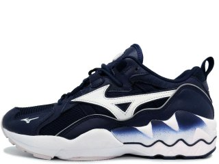 MIZUNO WAVE RIDER 1 NAVY/WHITE