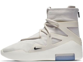 NIKE x FEAR OF GOD AIR FEAR OF GOD 1 LIGHT BONE