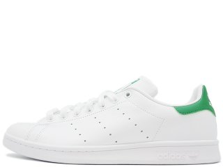 ADIDAS STAN SMITH WHITE/GREEN<BR>アディダス スタンスミス ホワイト グリーン