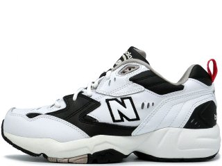 NEW BALANCE MX608V1 WHITE  BLACK MX608RB1