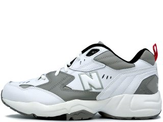 NEW BALANCE MX608V1 WHITE TEAM AWAY GREY MX608RG1