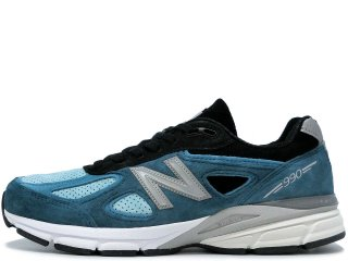 NEW BALANCE M990DM4 MOROCCAN BLUE/DARK CYAN MADE IN U.S.A<BR>ニューバランス モロッカンブルー ダークシアン アメリカ製