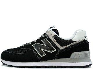 NEW BALANCE WL574EB BLACK<BR>ニューバランス ブラック