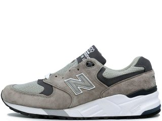 NEW BALANCE M999CGL GREY MADE IN U.S.A<BR>ニューバランス グレー アメリカ製