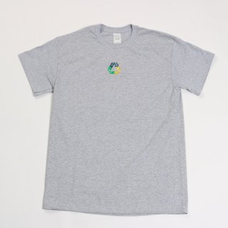 CHAIN REACTION CAPSULE COLLECTION TEE GREY