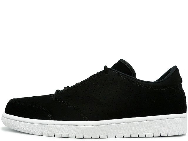 50% off lower price with detailed images NIKE JORDAN 1 FLIGHT 5 LOW BLACK/WHITEナイキ エアジョーダン フライト ロー ブラック ホワイト -  PASSOVER TOKYO