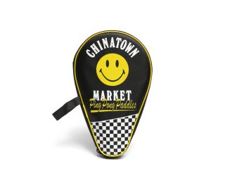 CHINATOWN MARKET PING PONG PADDLE SET YELLOW/BALCK<BR>チャイナタウンマーケット ピンポン パドルセット ラケット 卓球 イエロー ブラック