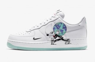 NIKE AIR FORCE 1 EARTH DAY<BR>ナイキ エアフォース1 アースデイ