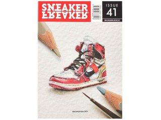 【メール便対応】SNEAKER FREAKER ISSUE 41<BR>スニーカー フリーカー 41号