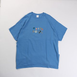 NAVIETOKYO SENTENSE  S/S SMOKE BLUE