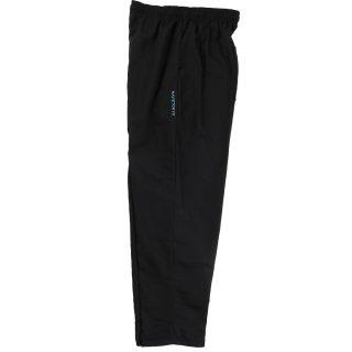NAVIETOKYO TAPERED EMB PANTS BLACK