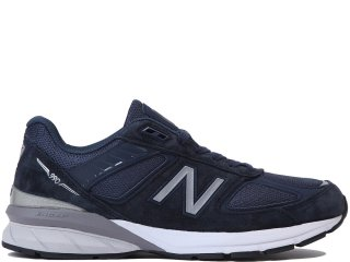 NEW BALANCE M990NV5 V5 NAVY MADE IN THE USA<BR>ニューバランス ネイビー アメリカ製 Dワイズ