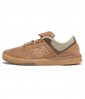 NEW BALANCE NUMERIC 533 V2 PJ RADD CAMEL LEATHER