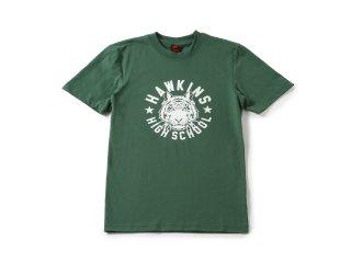 NIKE x STRANGER THINGS M NRG SS TEE  GREEN<BR>ナイキ x ストレンジャーシングス ティーシャツ ホーキンス グリーン