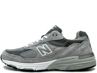 NEW BALANCE MR993GL GREY MADE IN THE USA<BR>ニューバランス グレー アメリカ製 Dワイズ