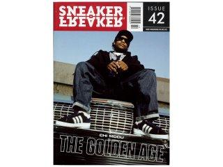【メール便対応】SNEAKER FREAKER ISSUE 42<BR>スニーカー フリーカー 42号