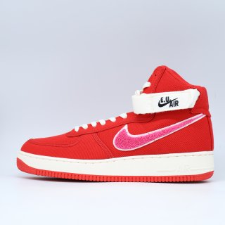 NIKE x EMOTIONALLY UNAVAILABLE AIR FORCE 1 HIGH E.U TEAM RED<BR>ナイキ エモーショナリー アンアべイラブル エア フォース ハイ