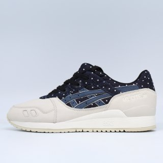 ASICSTIGER GEL LYTE III INDIAN INK<BR>アシックスタイガー ゲル ライト インディアン インク